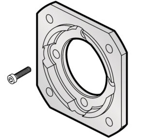 Out flange CMG