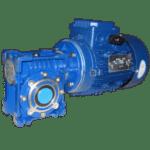 Мотор-редукторы червячные и цилиндрические