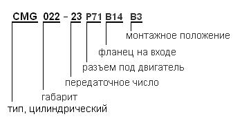 Markirovka-CMG