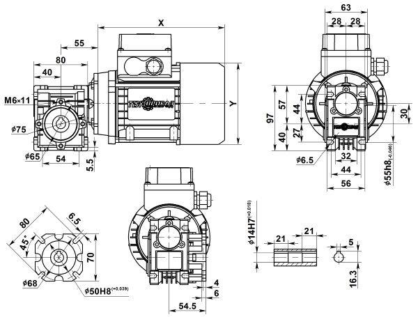 motor-reduktor-nmrv-030