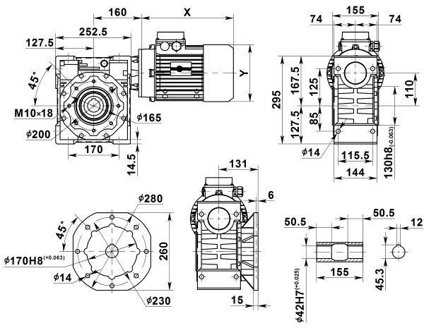 motor-reduktor-nmrv-110