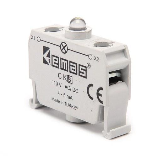 Блок контакты светодиодной подсветки EMAS