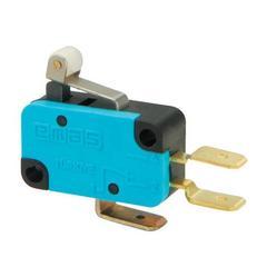 EMAS MK1MIP1 Микро-выключатель с пластмассовым роликом на коротком рычажке