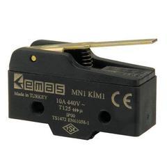 EMAS MN1KIM1 Мини-выключатель с коротким рычажком