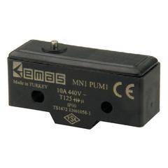 EMAS MN1PUM1 Мини-выключатель со штифт-плунжером