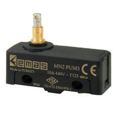 EMAS MN2PUM3 Мини-выключатель с подпружининым плунжером