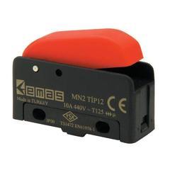 EMAS MN2TIP12 Мини-выключатель с клавишей (1НЗ)