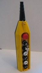 EMAS PV7E30B222A20 Пульт управления пятикнопочный с ключом и кнопкой аварийного отключения