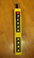 EMAS PVK10E Пульт управление тельфером десятикнопочный с ключом и кнопкой аварийного стопа